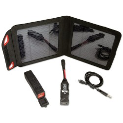 Noco XGS4USB Solar Kit