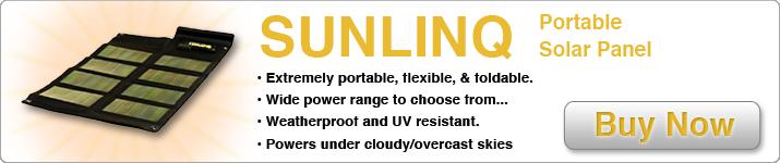 Sunlinq 12 Watt Panel